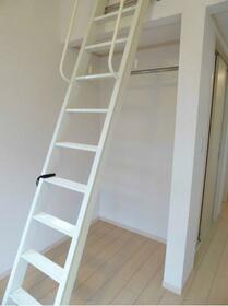 グリーンヒルズ横濱(ハーミットクラブハウス) 202号室の収納