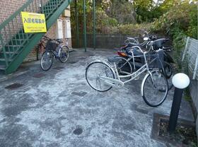 グリーンヒルズ横濱(ハーミットクラブハウス) 202号室の駐車場