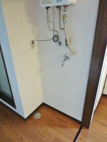 クリンピア 201号室の設備