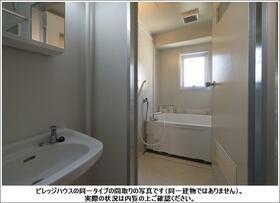 ビレッジハウス雨ヶ谷2号棟 0405号室の風呂