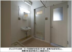 ビレッジハウス雨ヶ谷2号棟 0405号室の洗面所