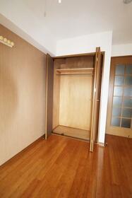 ハピネスソルファ 610号室 610号室の収納