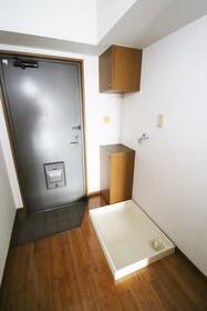 ハピネスソルファ 610号室 610号室の玄関