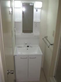堀の内コーポB 102号室の洗面所