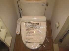 堀の内コーポB 102号室のトイレ