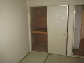 堀の内コーポB 102号室の収納