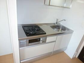 シルキーコート 101号室のキッチン