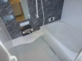 シルキーコート 101号室の風呂