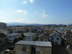 横山ガーデンヒルズ 501号室の眺望