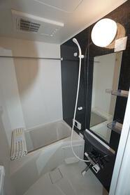 ヒルズ山手Ⅳ 201号室の風呂