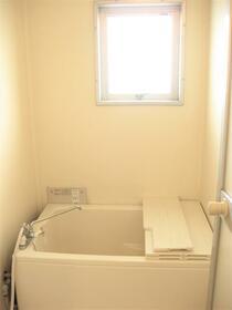 北村ハイツ 104号室の風呂