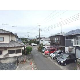 プランドール西川田 旧カーサー西川田 201号室の景色