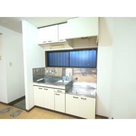 EPOCH HOUSE銀嶺 101号室のキッチン