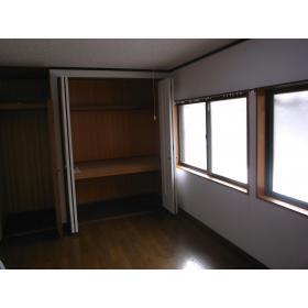 ハイツ木藤 201号室の収納