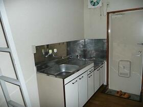 さくらハイツ 206号室のキッチン