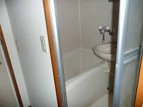 さくらハイツ 206号室の風呂
