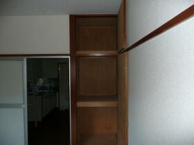 さくらハイツ 206号室の収納