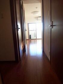 グランフォース西新井アヴェニール 902号室の玄関