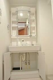 グランフォース西新井アヴェニール 902号室の洗面所