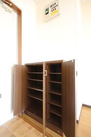 ヒルズ鶴見A棟 201号室の収納