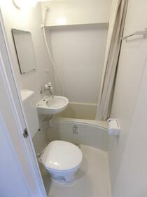 リベラルハイツ 301号室の風呂