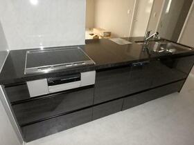ハイテク満載のクオリティ タワマンを手掛ける住友不動産の技術の塊です 102号室のキッチン