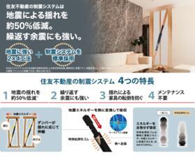 ハイテク満載のクオリティ タワマンを手掛ける住友不動産の技術の塊です 102号室のトイレ