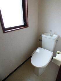 メゾンけやきIII 203号室のトイレ