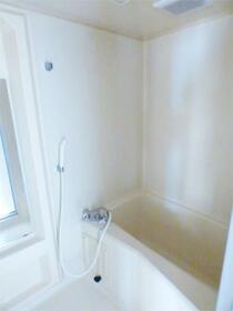 メゾンけやきIII 203号室の風呂