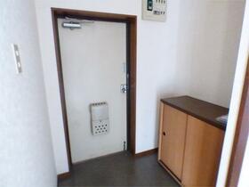 メゾンけやきIII 203号室の玄関