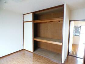メゾンけやきIII 203号室の収納