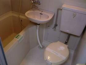 フォレストヴィラ 207号室の風呂