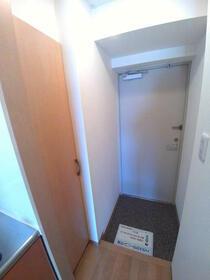 グランコア21 603号室の玄関