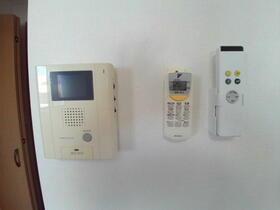 グランコア21 603号室のセキュリティ