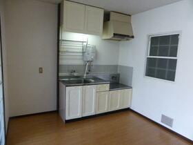 サンシティHOOU(ホーオウ) 101号室のキッチン