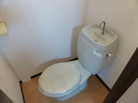 サンシティHOOU(ホーオウ) 101号室のトイレ
