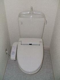 T・H 壱番館 205号室のトイレ