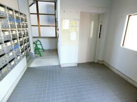 東長沼2号ビル 201号室のエントランス