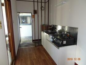 金子荘 201号室の設備