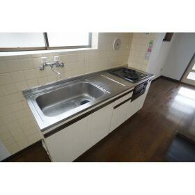 レガーロ横濱 101号室のキッチン