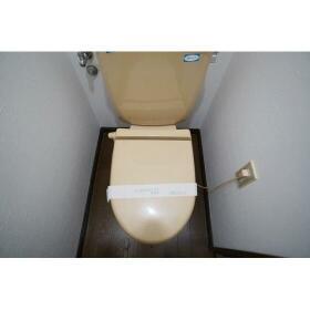 レガーロ横濱 101号室のトイレ