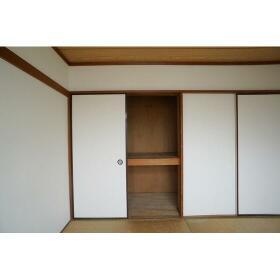 レガーロ横濱 101号室の収納