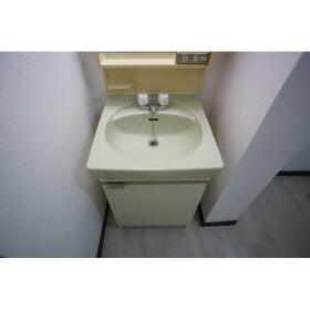 レガーロ横濱 101号室の洗面所