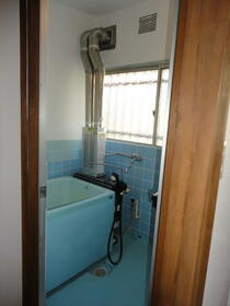 泉ハイツ 201号室の風呂