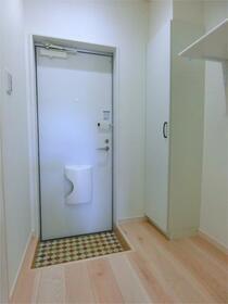 ハーミットクラブハウス大船IIIC棟(仮) 302号室の玄関