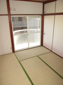 藤間コーポ 0202号室のリビング