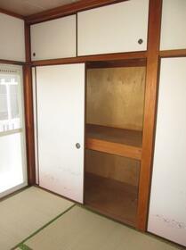 藤間コーポ 0202号室の収納