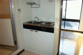 アヴァンセ雅 303-A号室のキッチン