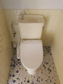ワコーマンション 103号室のトイレ