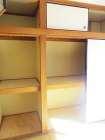ワコーマンション 103号室の収納